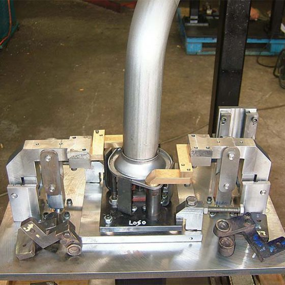 Pipe-holding Jig
