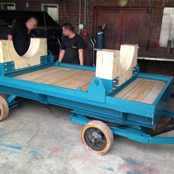 4 Ton Shaft Trolley